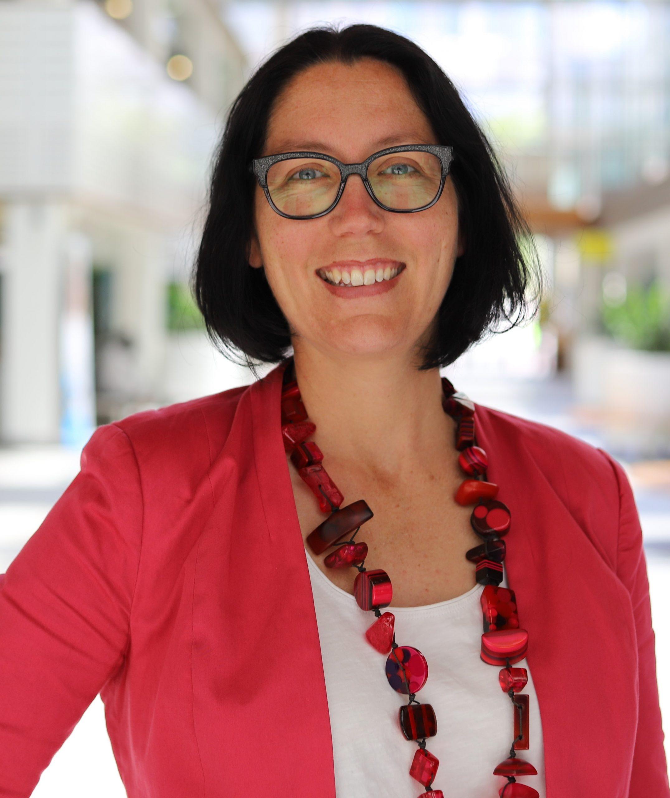 Board Chair Julia Easton